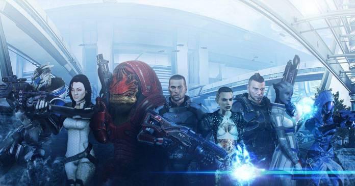 BioWare publica mensaje críptico de Mass Effect 1