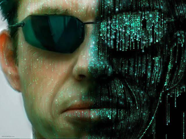 Matrix, Hugo Weaving, Agent Smith