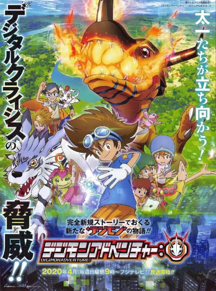 Digimon tendrá un reboot 1