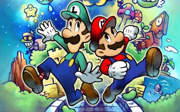 Rumor: La serie de Mario & Luigi llegará al Nintendo Switch. 1