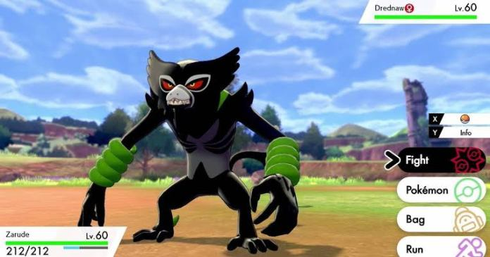 Zarude (Pokémon Mítico)