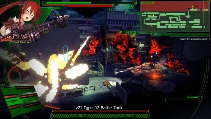 Dead or School llegará a Switch y PlayStation 4 durante el mes de Marzo 11