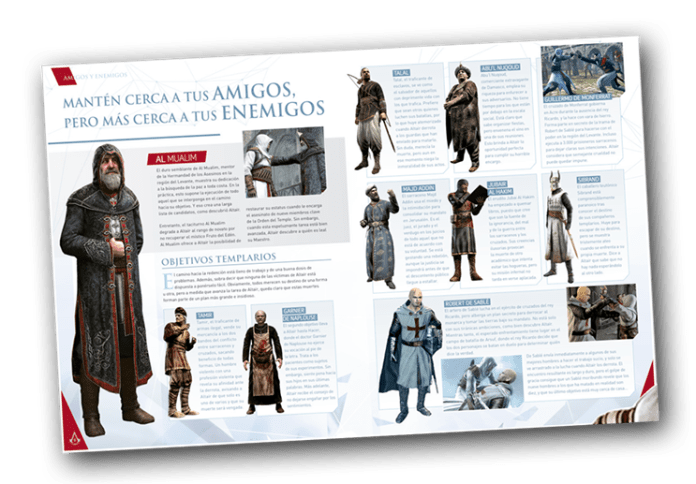 Revive la saga de 'Assassin's Creed' con la increible colección de Ubisoft y Salvat 2