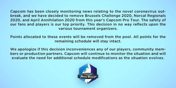 Capcom Pro Tour (Anuncio)