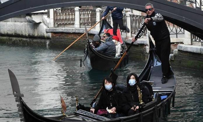 Coronavirus en Venecia (Misión Imposible 7)