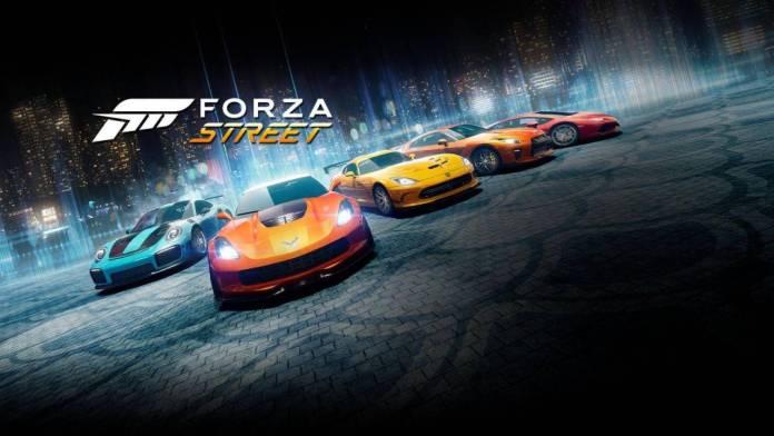 Forza Street (Samsung & Microsoft)