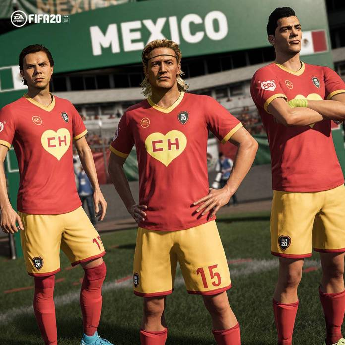 Chapulín Colorado FIFA 20