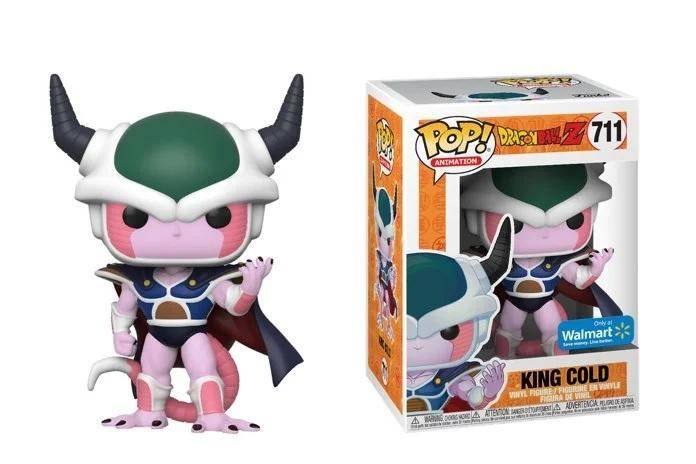 Funko Pop (King Cold)