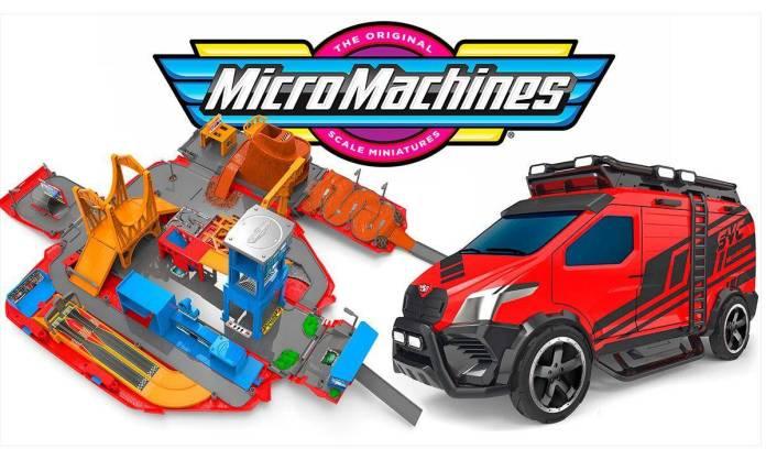 ¡Los Micro Machines regresan en 2020! 2