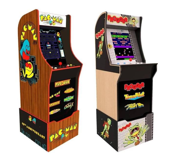 Frogger & Pac-Man (Arcade1Up)