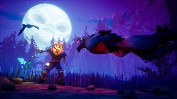 Pumpkin Jack llegará a consolas y PC este 2020 3