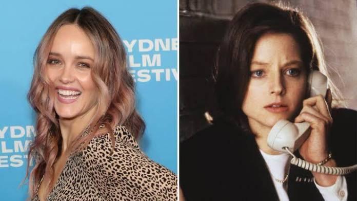 Rebecca Breeds es la nueva 'Clarice Starling' en la secuela de 'Silence of the Lambs' 2