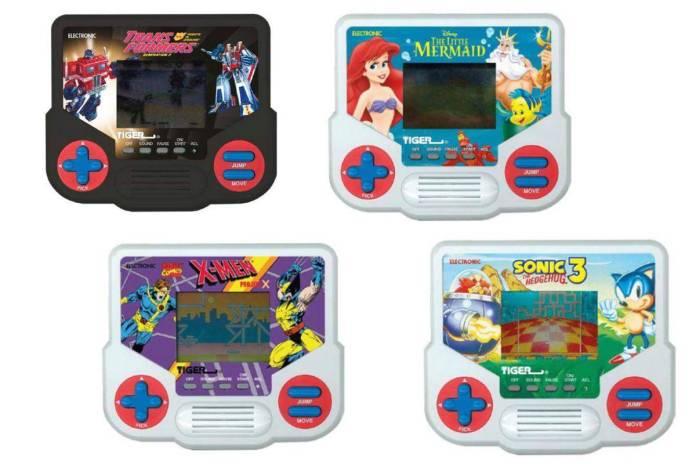 Hasbro relanzará los portátiles Tiger Electronics en 2020 1