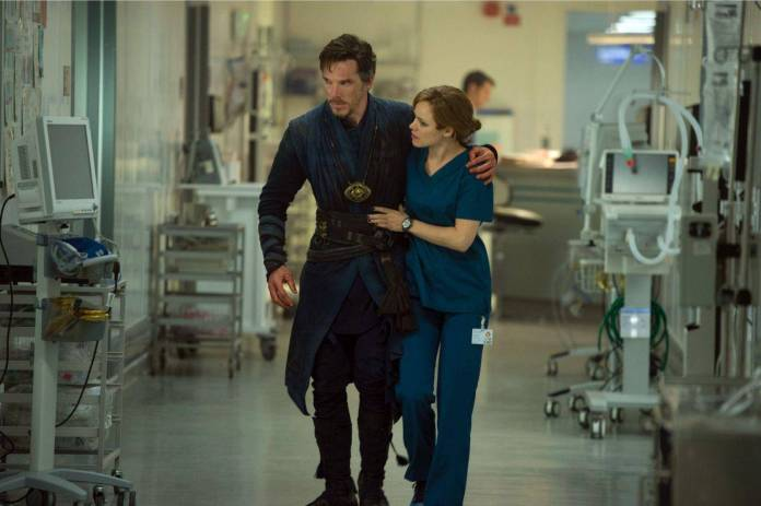 Doctor Strange: Rachel McAdams no regresará a su secuela 1