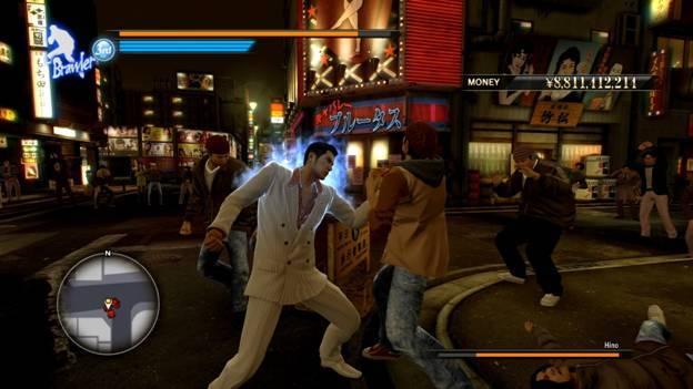 Yakuza 0 ya está disponible en Game Pass de Xbox One 5