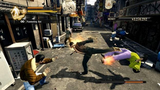 Yakuza 0 ya está disponible en Game Pass de Xbox One 2