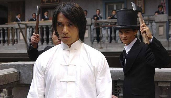 Una película clásica de peleas, Kung Fu Hustle.