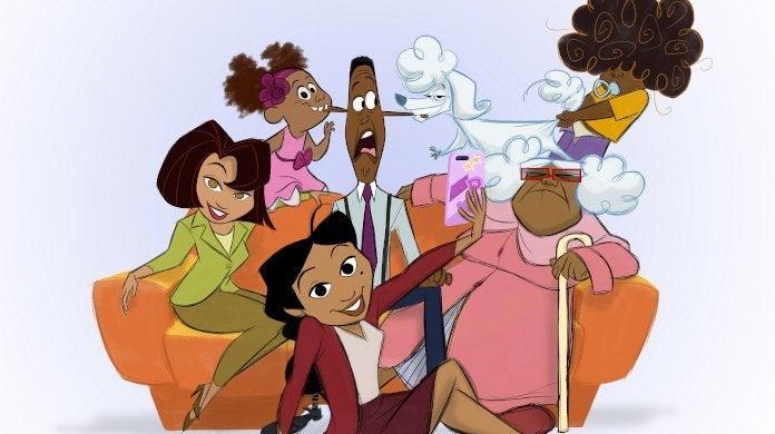 'The Proud Family' tendrá una nueva serie en Disney + 2