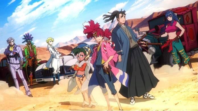 Appare-Ranman! Anime