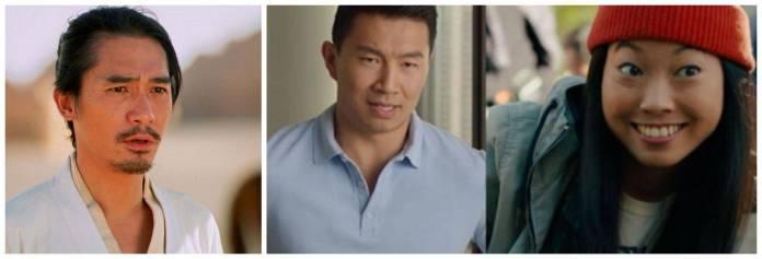 Shang-Chi (Actores)