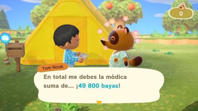 Animal Crossing: truco fácil para obtener bayas rápidamente 1