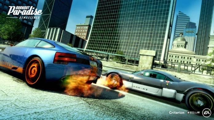 Se filtra la fecha de lanzamiento de la remasterización de Burnout Paradise 2