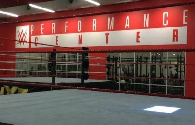 Performance Center (Wrestlemania 36)