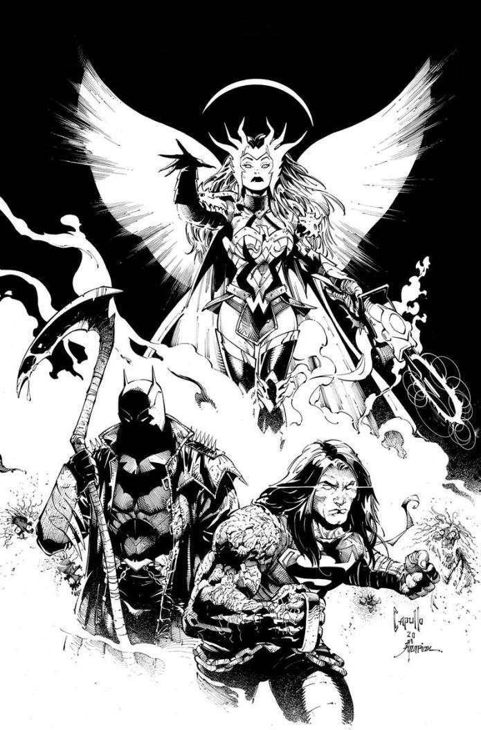 """DC Comics presenta al """"Batman Dinosaurio""""... ¿Por qué no? 7"""