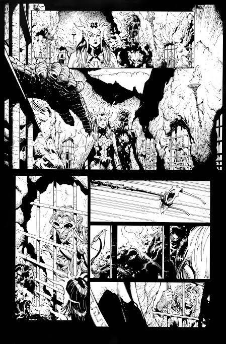 """DC Comics presenta al """"Batman Dinosaurio""""... ¿Por qué no? 2"""