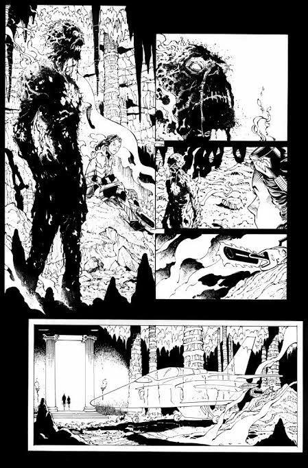 """DC Comics presenta al """"Batman Dinosaurio""""... ¿Por qué no? 1"""