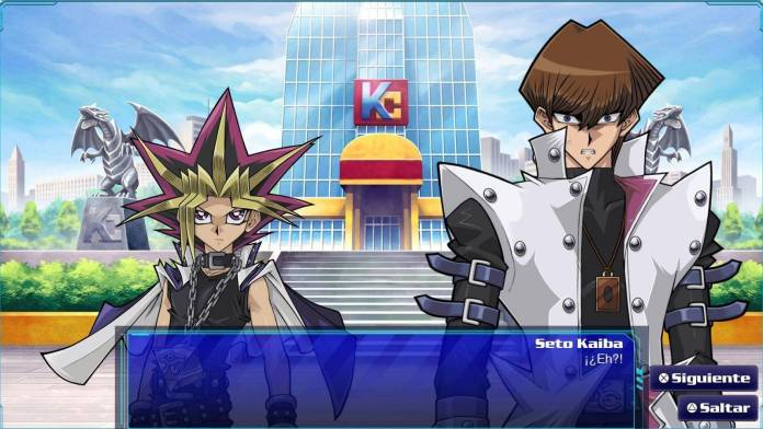 Reseña: Yu-Gi-Oh! Legacy of the Duelist Link evolution (PS4) 3