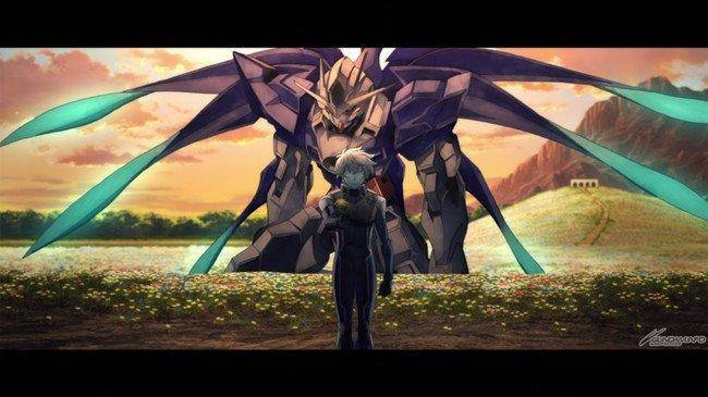 Gundam Beyond estrena video en la estatua de tamaño natural Unicorn Gundam 5