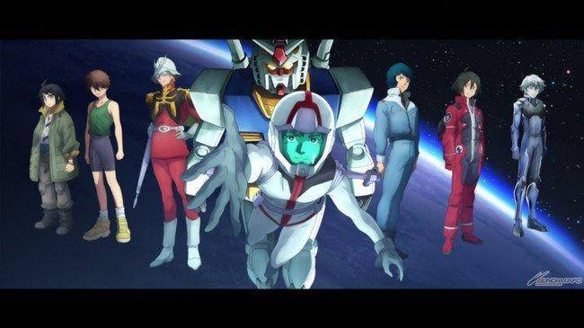 Gundam Beyond estrena video en la estatua de tamaño natural Unicorn Gundam 2