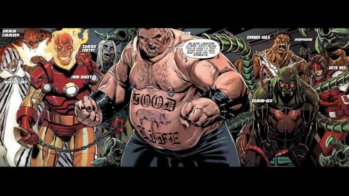 Primera aparición: Uncanny X-Men vol. 1 #3 (1964)