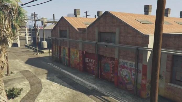 GTA Online (Benny's)