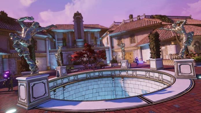 Borderlands 3: Villa