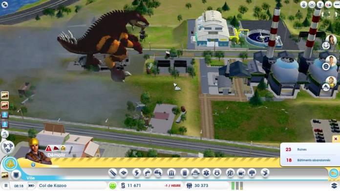 Sims y Simcity movie