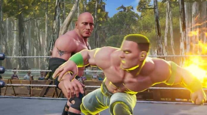 WWE 2K Battlegrounds: Conoce la fecha de salida y el roster oficial 7