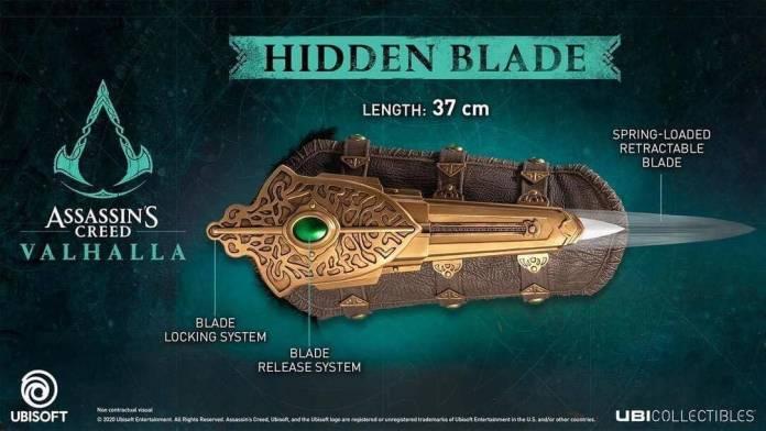 Ya puedes pre-ordenar la hoja oculta de 'Assassin's Creed Valhalla' 1