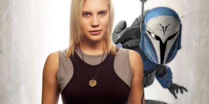 The Mandalorian añade a Katee Sackhoff como Bo-Katan Kryze 2