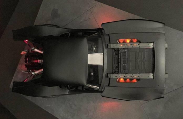The Batman: Mira el arte conceptual del nuevo Batimóvil 8