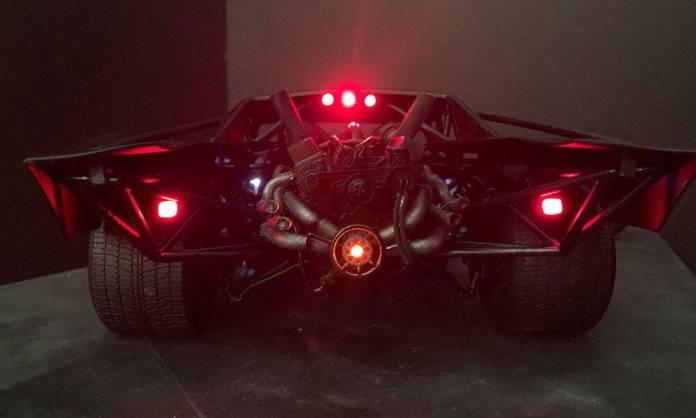 The Batman: Mira el arte conceptual del nuevo Batimóvil 10