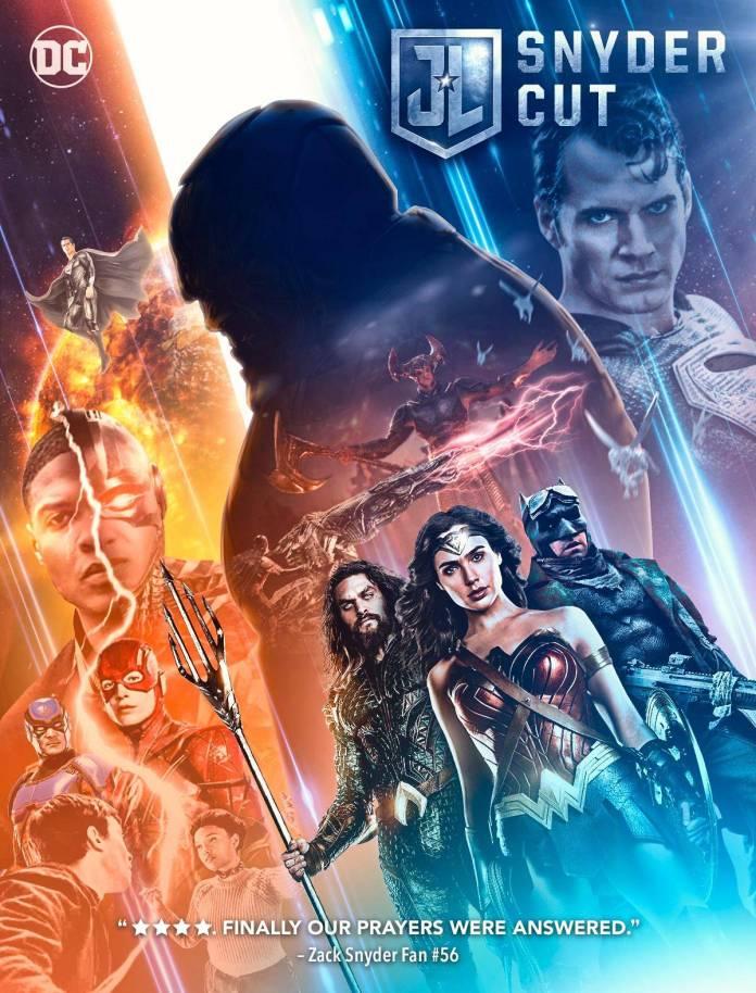 Zack Snyder ya trabaja en el primer avance del Snyder Cut 1