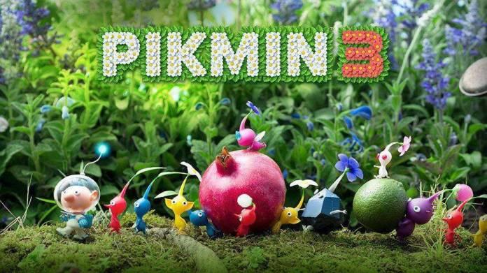 Nintendo Switch: Pikmin 3