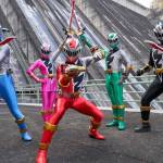 Powers Rangers Dino Fury