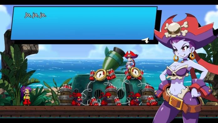 Reseña: Shantae and the Seven Sirens una nueva aventura en pleno 2020 18