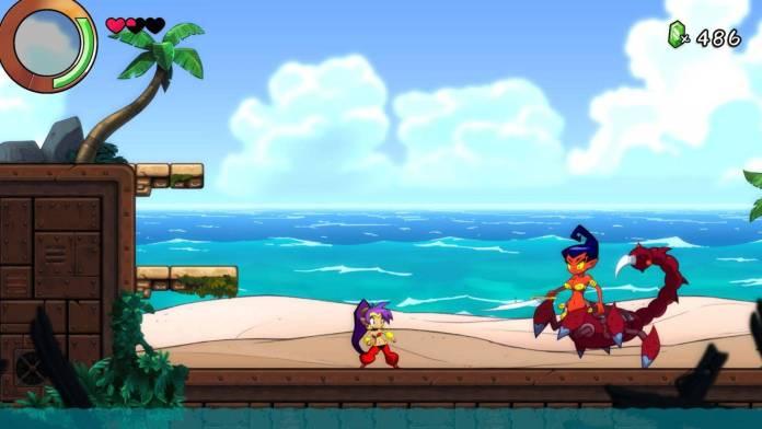 Reseña: Shantae and the Seven Sirens una nueva aventura en pleno 2020 20