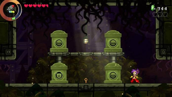 Reseña: Shantae and the Seven Sirens una nueva aventura en pleno 2020 5