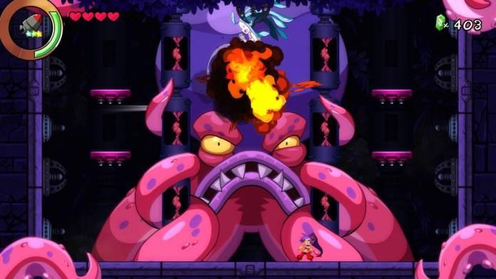 Reseña: Shantae and the Seven Sirens una nueva aventura en pleno 2020 9