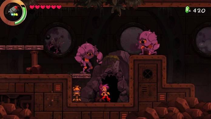 Reseña: Shantae and the Seven Sirens una nueva aventura en pleno 2020 10